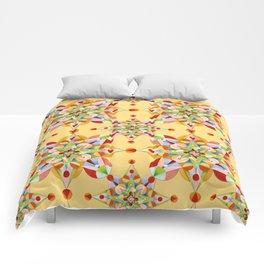 Constellation Confetti Comforters