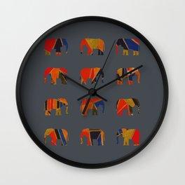 olifante Wall Clock
