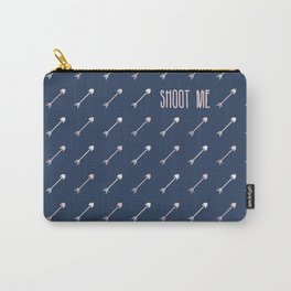 Shoot me with love Carry-All Pouch