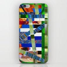 Agnes (stripes 16) iPhone & iPod Skin