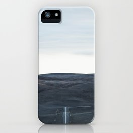 Midnight Driving part 2 iPhone Case