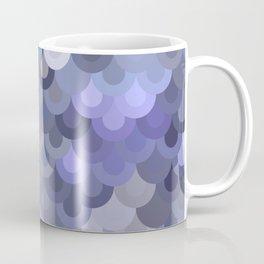Blue Scales Coffee Mug