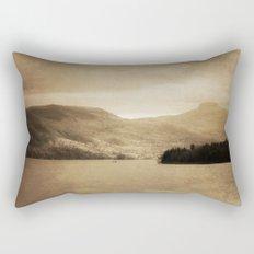 Lake George II Rectangular Pillow