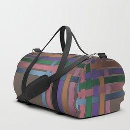 Braiding ribbons 3 Duffle Bag