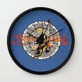 Bosch Soldier Lizard Wall Clock