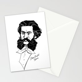 Johann Strauss Jr. Stationery Cards