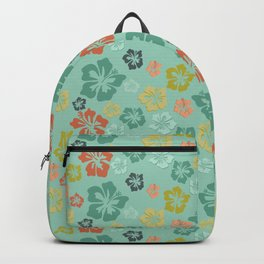 Hibiscus Love Backpack