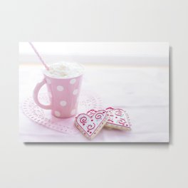 Valentine's Day Metal Print