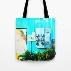 #KEY WEST POETRY by Jay Hops Tote Bag