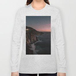 Big Sur Sunset Long Sleeve T-shirt