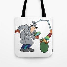 Facehugger Inspector Tote Bag