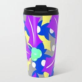 Purple Festivus Travel Mug