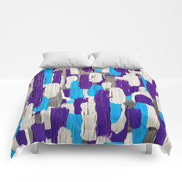 Calm Stripes Overload Comforters