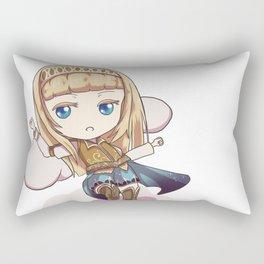 Alicia - Valkyrie Profile 2 Rectangular Pillow