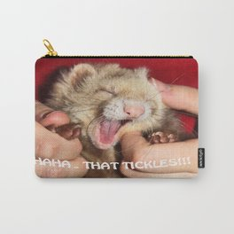 Tickle Carry-All Pouch