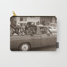 Honiara school bus Carry-All Pouch