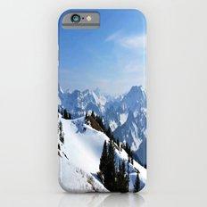 Winter Paradise in Austria Slim Case iPhone 6s