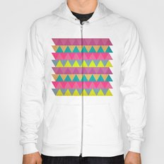 Colored Triangles Hoody