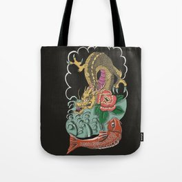 Yakuza Tattoo Tote Bag