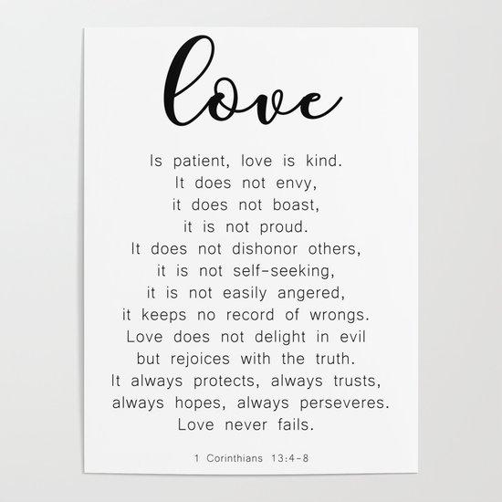 Love Never Fails #minimalism by andreaanderegg