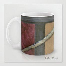 Artist Brush Coffee Mug Modern Art Print Canvas Print