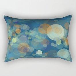 Bokeh 5. Rectangular Pillow