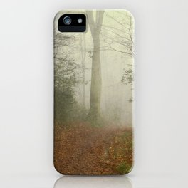 alterNatives - forest panorama iPhone Case