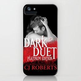 Dark Duet iPhone Case