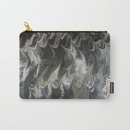 Golden Wings Marbling Carry-All Pouch