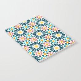 Arabesque Style Notebook