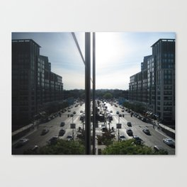 Viewpoints Canvas Print