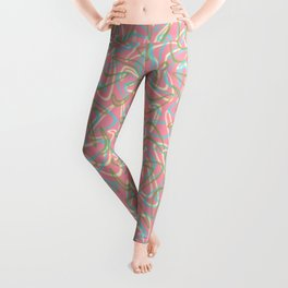 Boomerang Pink Leggings
