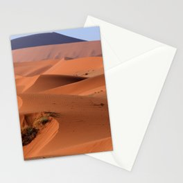 Sand Dune Sculpture Stationery Cards
