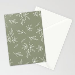 Olive in Olive Stationery Cards
