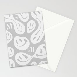 Liquify Cool Grey Stationery Cards