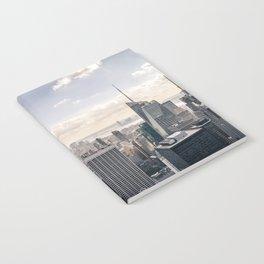 NYC Skyline Notebook