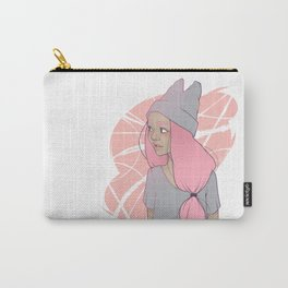 Horned Beenie Carry-All Pouch