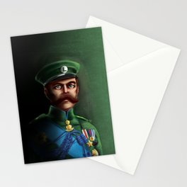 Lieutenant Luigi Stationery Cards