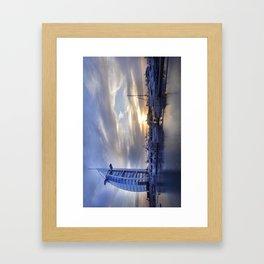 Burj Al Arab Framed Art Print