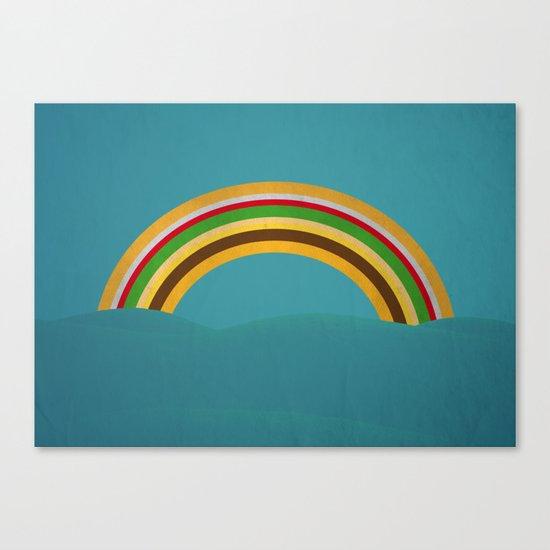 Hambow Canvas Print