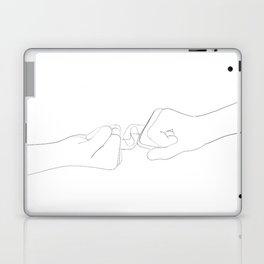 promesse Laptop & iPad Skin