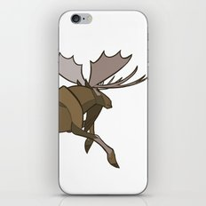 Moose iPhone & iPod Skin