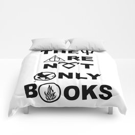 They Are Not Only Books Comforters