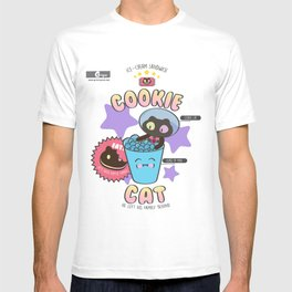 Cookie Cat T-shirt