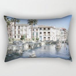 Priego de Cordoba Rectangular Pillow