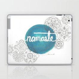 Namaste Mandala  Laptop & iPad Skin