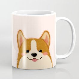 Corgi [blep!] Coffee Mug