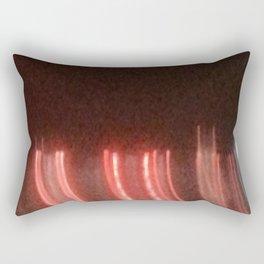 Abstracte Light Art in the Dark 11 Rectangular Pillow