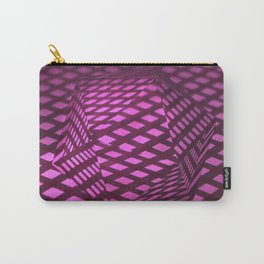 Pink viewpoint Carry-All Pouch