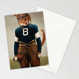 Quarterback Beans Stationery Cards